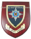 1st  Irish Guards Regimental Wall Plaque